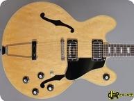 Gibson ES 150 DC 1973 Natural