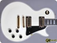 Gibson Les Paul Custom 1989 White