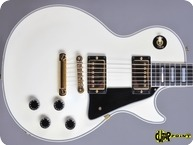 Gibson Les Paul Custom 1989 White