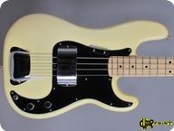 Fender Precision 1978 Olympic White