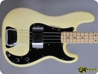 Fender Precision 1978 Olympic White
