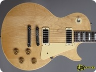 Gibson-Les Paul Deluxe-1981-Natural