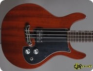 Dan Armstrong-Model 342  -1975-Cherry