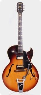Gibson Es 175d Bigsby 1959 Sunburst