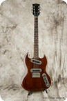 Gibson SG 200 1972 Faded Cherry