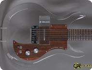 Dan Amstrong Ampeg Lucite Guitar 1970 Plexi Glas
