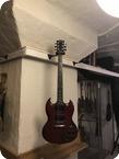 Gibson SGJ 2013 Midnight Wine Metallic