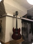Gibson SGJ 2013 Midnight Wine Metallic
