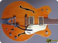 Gretsch 6120 DC 1967 Orange