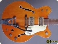 Gretsch-6120 DC-1967-Orange