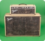 Fender Bassman Amplifier 1962 Blonde