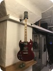 Tokai SG Candy Red