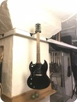 Gibson SG 2011 Midnight Black