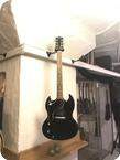 Gibson SG 2011 Midnight Black