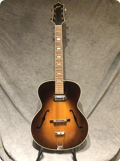 Levin Model 27 1947 Violin Burst
