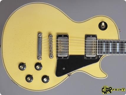 Gibson Les Paul Custom 1973 White