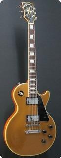 Gibson Les Paul Classic Custom Gold Top 2012