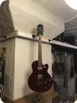 Dearmond Les Paul Red