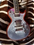 Zemaitis Custom Deluxe Metal Top 1995 Natural