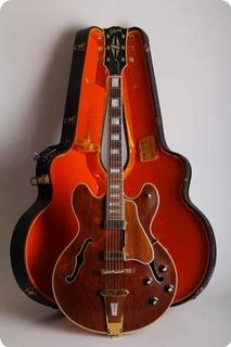 Gibson Crest Brazilian Rosewood 1969 Natural