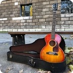 Gibson-B34 3/4 Sized Acoustic UBER RARE-1967-Cherry Sunburst