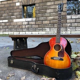 Gibson B34 3/4 Sized Acoustic Uber Rare 1967 Cherry Sunburst