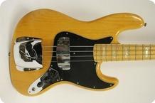 Fender Jazz Bass 1975 Natural