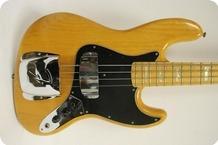 Fender Jazz Bass 1975 Natural