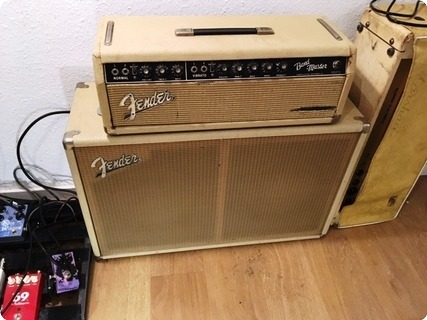 Fender Bandmaster The Star Club Hamburg House Amp 1963