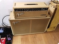 Fender Bandmaster THE STAR CLUB HAMBURG HOUSE AMP 1963