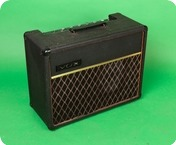 Vox Reverb Cambridge 1967 Black