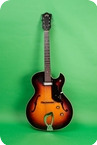 Guild T 100 1966 Sunburst