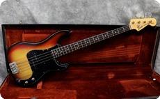 Fender Precision 1973 Sunburst