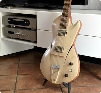 Murray Kuun Thin Lizzy 2019 Natural Tonewoods