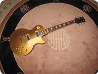 Gibson Les Paul Deluxe 1970 Golt Top