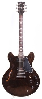 Gibson Es 335td Factory Stop Tailpiece 1978 Walnut