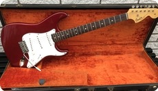 Fender-Stratocaster-1966-Candy Apple Red