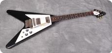 Gibson Flying V 67 Reissue Style 1993 Black