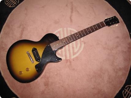 Gibson Les Paul Junior 1956 Tobacco Sunburst (refin)