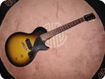 Gibson Les Paul Junior 1956 Tobacco Sunburst refin