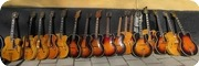 Levin Archtop Collection