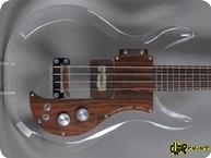 Dan Amstrong Ampeg Lucite Bass 1970 Plexi Glas