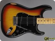 Fender Stratocaster 1978 3 tone Sunburst