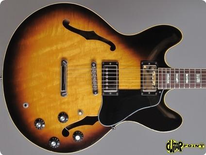 Gibson Es 335 Td 1978 Sunburst