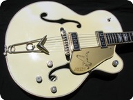 Gretsch White Falcon 6136 Mono 1956