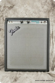 Fender Music Master Bass 1979 Black