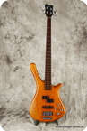 Warwick Streamer LX 1997 Natural
