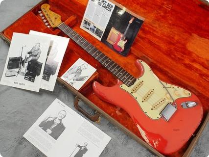 Fender Stratocaster 1961 Fiesta Red