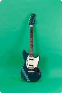 Fender Mustang 1969 Competition Blue