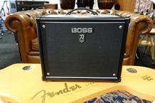 Boss Boss Katana 50 MKII Guitar Combo 220 Volt EU Version 2020 Ebony